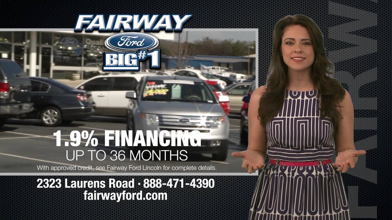 Erika Grace Powell for Fairway Ford Lincoln Certified Pre Owned Cars