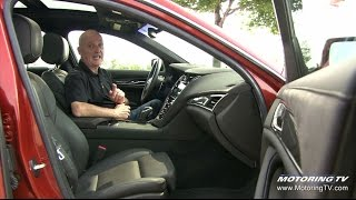 Test Drive: 2015 Cadillac CTS