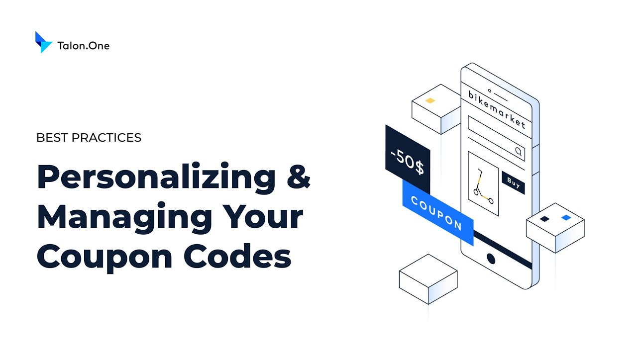 Personalizing & Managing Your Coupon Codes
