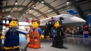Türk Hava Yolları Uçuş Emniyet Filmi / Turkish Airlines: Safety Video with The LEGO Movie Characters
