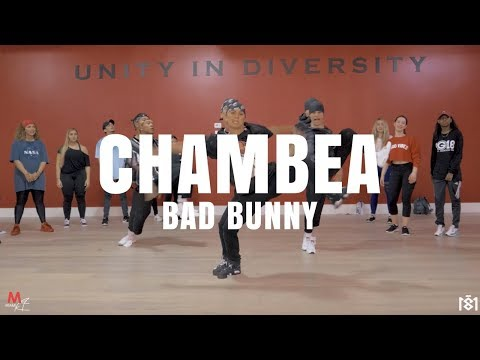 CHAMBEA - Bad Bunny // Cultura Choreography
