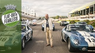 Magic moment Shelby Guru sees all 6 Coupes drive again
