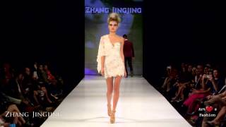 Zhang JingJing @ Art Hearts Fashion LA Fashion Week FW/15