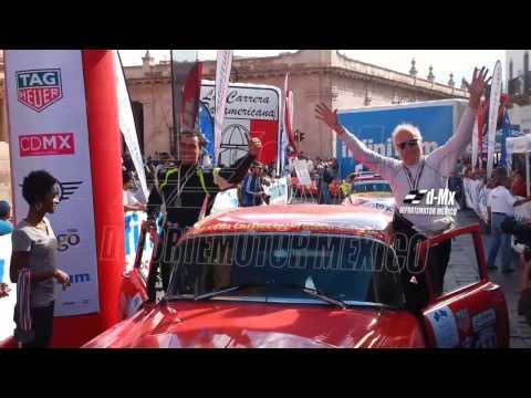 Carrera Panamericana 2016: Etapa 6