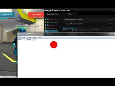 Uberstrike Report Hacker Name ALOK_RAJ