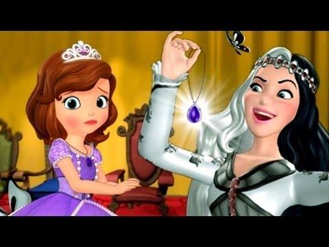 Công chúa Sofia đánh bại mụ phù thủy như thế nào?