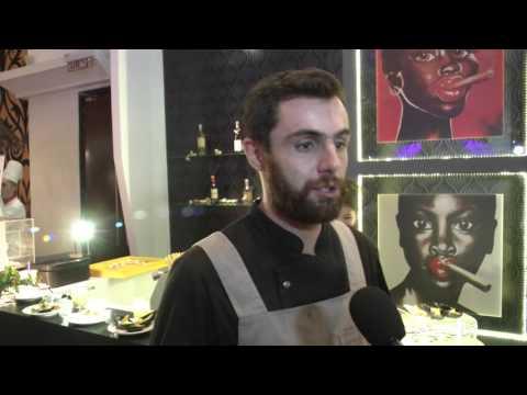 TasteMIGF Interview with Chef Joao Melo, Nerovivo