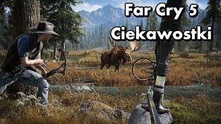 Far Cry 5 - Ciekawostki - Wielka Stopa, The Legend of Zelda, Blood Dragon i nie tylko