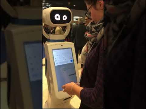 Télécom Paris à AI Paris, le congrès dédié à l'intelligence artificielle