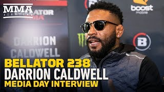 Bellator 238: Darrion Caldwell Felt Stagnant for Two Years Before New Team - MMA Fighting