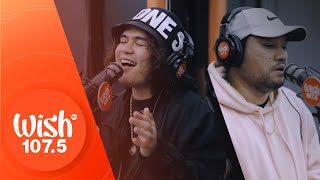 "Alisson Shore (ft. Colt) performs ""Violet"" LIVE on Wish 107.5 Bus"