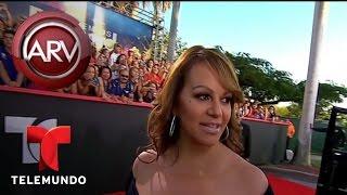 Rosie Rivera habla con la actriz que la interpreta Al Rojo Vivo Telemundo