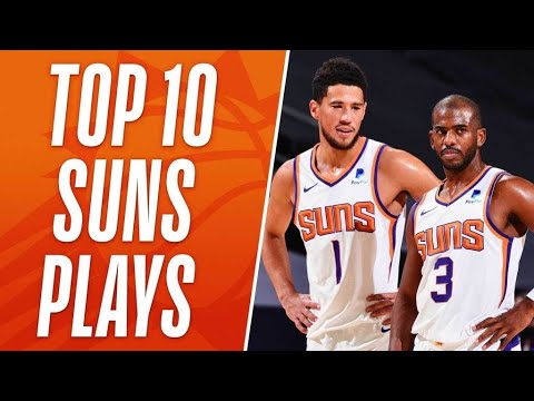 Download Top 10 Phoenix SUNS Plays of the Year! ☀️