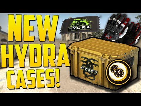 NEW CS:GO OPERATION HYDRA CASE OPENING! - CS GO Case Opening & Gambling