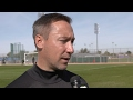Caleb Porter talks about new Portland Timbers winger Sebastián Blanco