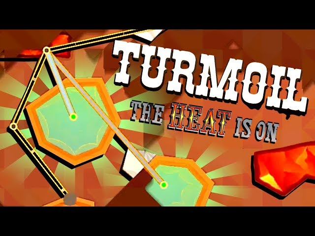Expanding GAS POCKETS with LAVA! - Turmoil The Heat is On Gameplay