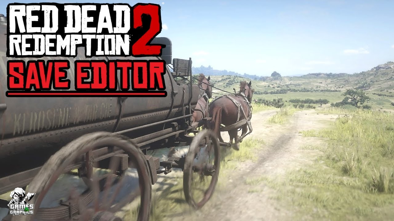 Tools - PS4 Red Dead Redemption 2 Save Editor by XB36HAZARD
