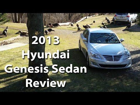2013 Hyundai Genesis Sedan Enthusiast Review