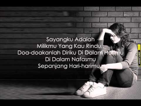 Encik Mimpi-Rindukanlah instrumental with lyrics