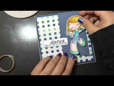 World Card Making Day - I made a card!