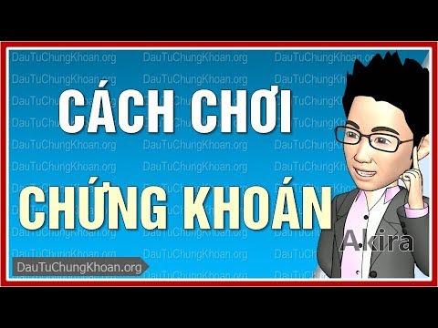 CHỨNG KHOÁN CHƠI NHƯ THẾ NÀO: Cách mua cổ phiếu online – DauTuChungKhoan.org