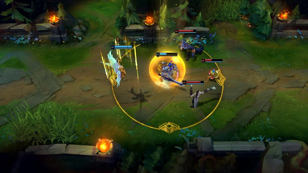 How to play League of Legends' reworked Kayle