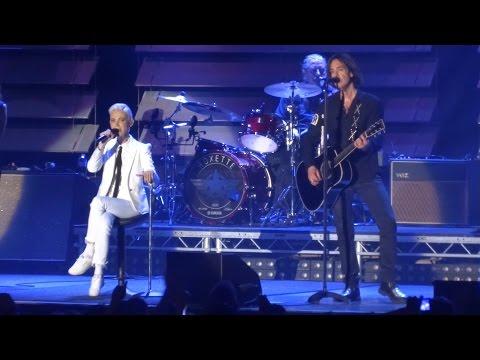 ROXETTE -LIVE- It Must Have Been Love @Berlin June 27, 2015