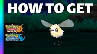how to get cutiefly pokmon sun moon