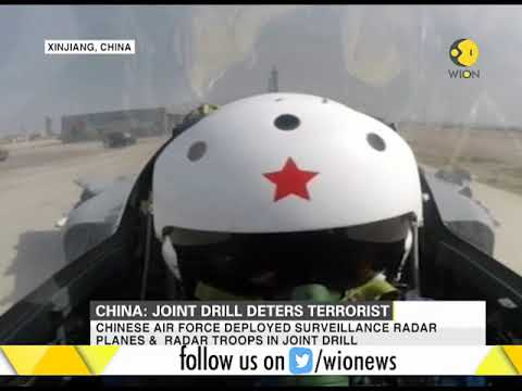 China claims that air force drill with Pakistan deterred terrorists in Xinjiang Province