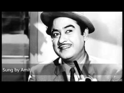 Tere jaisa yaar kahan | My Tribute to Kishore...
