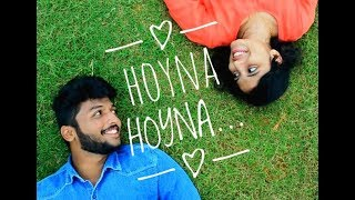 HOYNA HOYNA COVER SONG || Andhra medical college || Incredibles 2k17