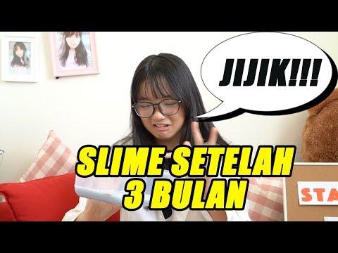 SLIME BERJAMUR SETELAH 3 BULAN ?!!!! KLARENZA HENDRAWAN