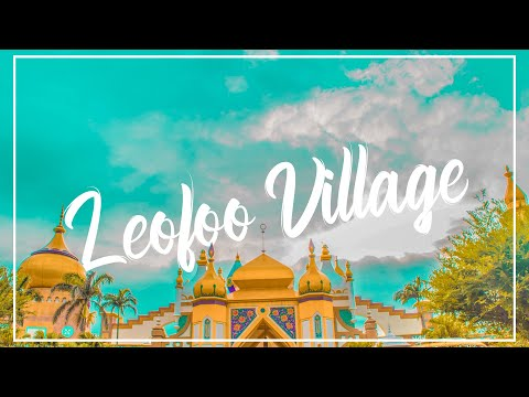 Leofoo Village Theme Park | Taiwan
