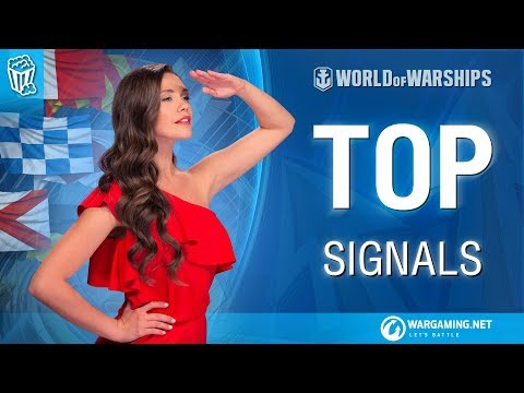 Off The Charts: Signals | World of Warships