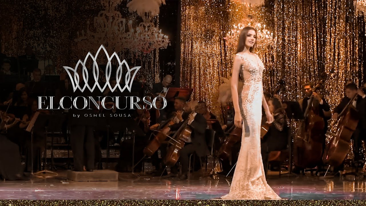 EL CONCURSO BY Osmel Sousa  - Evening Gown Competition
