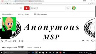anonymous msp viyoutube com