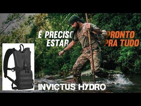 Mochila Militar Legend Invictus - Rota Extremo c96df38ab6f