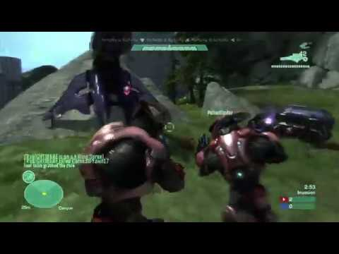Halo Reach: 3v7 (Pained Spiter is trash)
