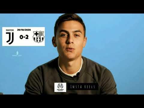 Barcalona vs Juventus promo
