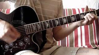 Jak zagrać na gitarze piosenkę: Torn - Natalie Imbruglia