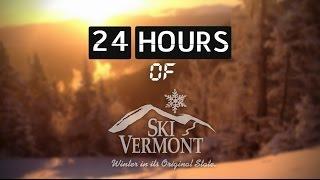 Ski Vermont - 24 Hours of Ski Vermont