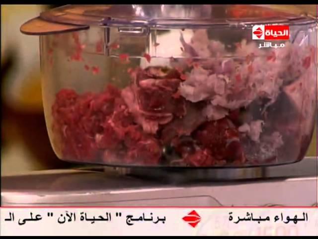 برنامج المطبخ - حلقة 13-10-2013 - الشيف حسن كمال - مهرجان المشويات - Al-matbkh