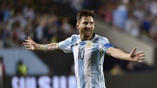 【コパ・アメリカ2016】アルゼンチン V パナマ  メッシが途中出場からの圧巻ハット‼