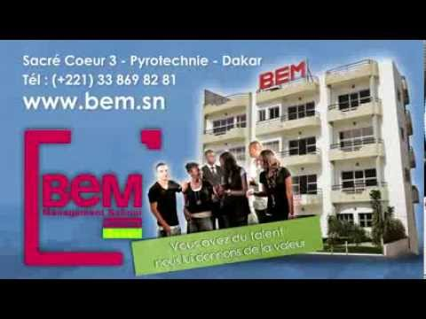 Ecole BEM Dakar , Ecole de formation