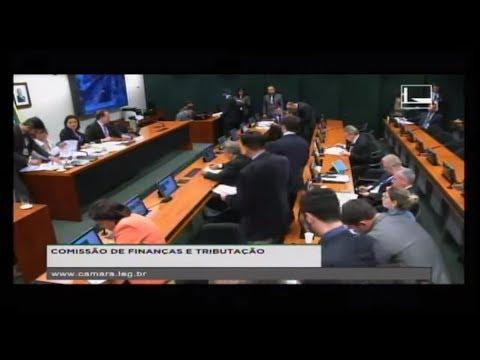 FINANÇAS E TRIBUTAÇÃO - Reunião Deliberativa - 09/08/2017 - 10:35