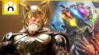 How Odin Gathered the Infinity Stones Before Thanos in the MCU