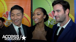 Brian Tee, Yaya DaCosta & Colin Donnell Preview 'Chicago Med' Season 2