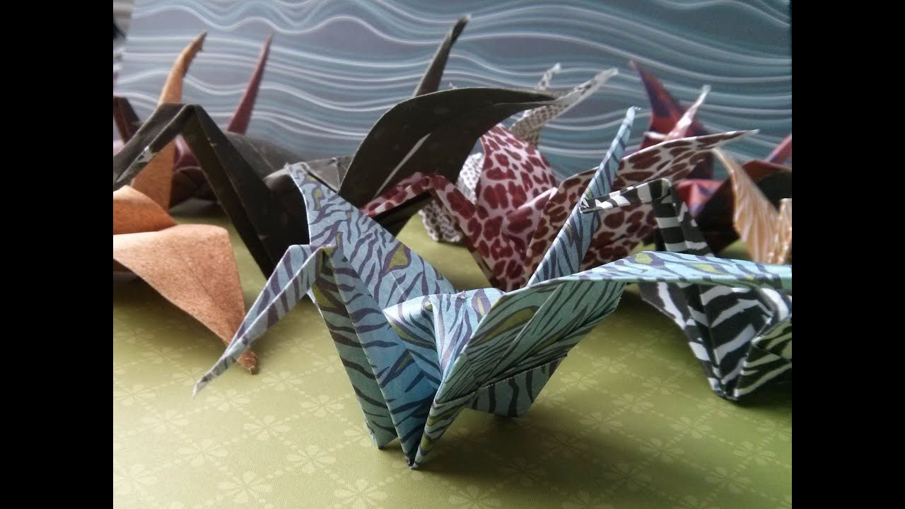 Cranes ~ Origami and Craft Collections.   720x1280