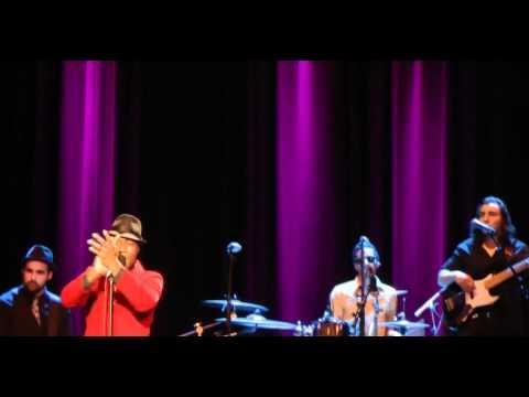 Aloe Blacc :: Life Is So Hard :: Live