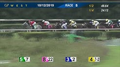 Gulfstream Park West October 12, 2019 Race 5